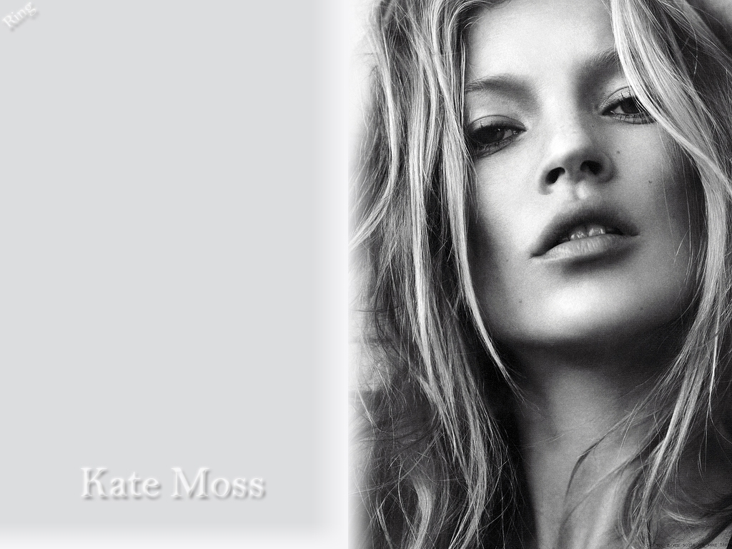Kate Moss, The Muse of Designers