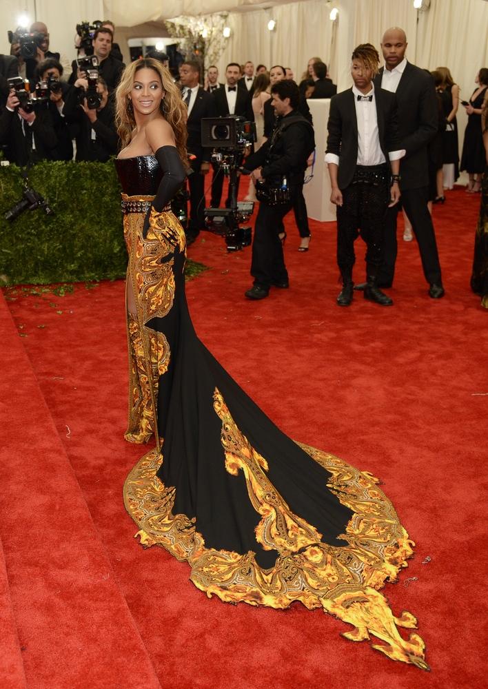 Beyonce Givency