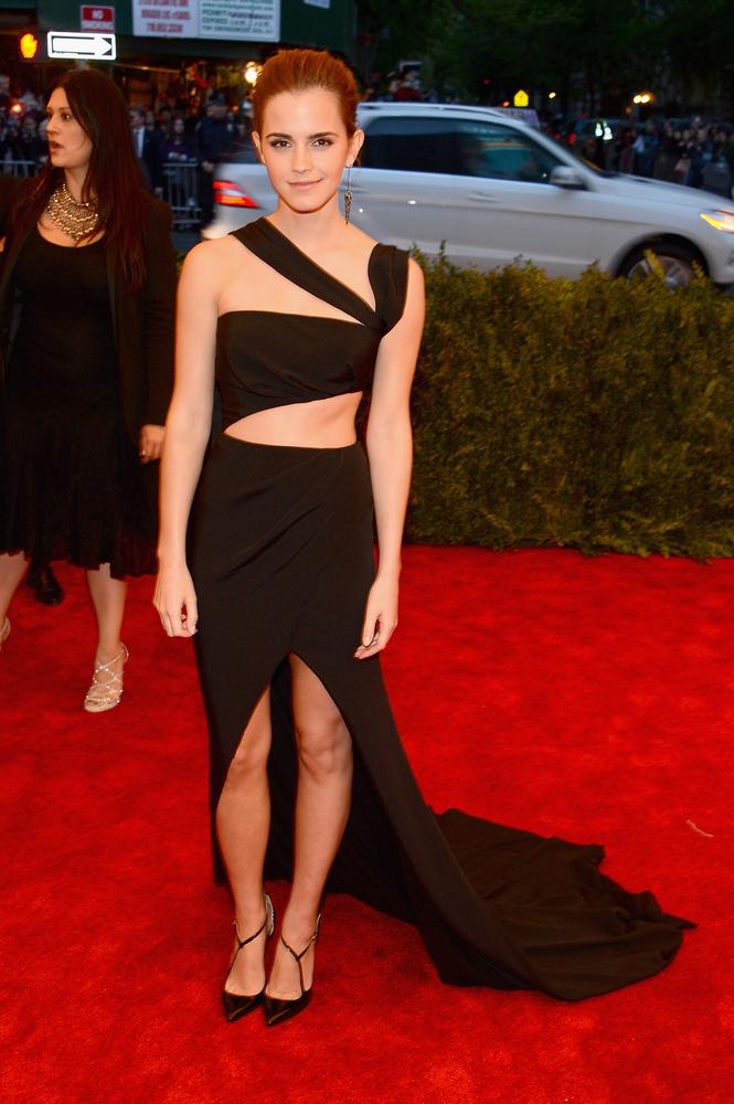 Emma Watson prabal gurung