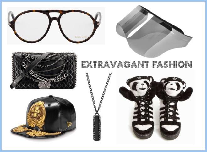 Extravagant Fashion  - Shopping Idea