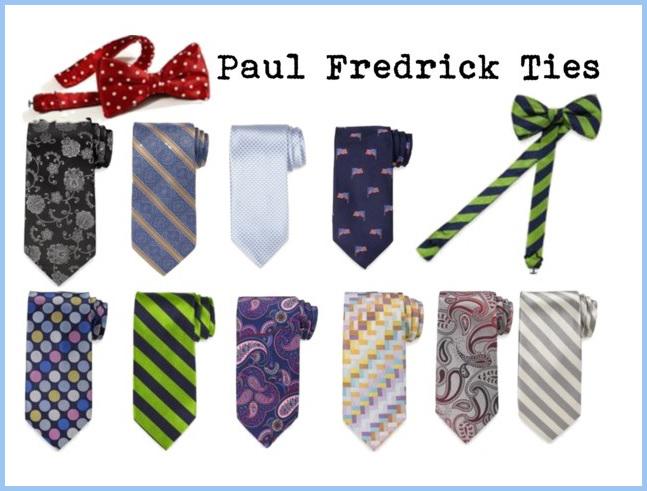 Paul Fedrick Ties by Chirag