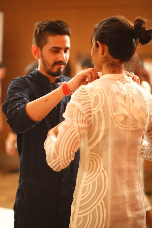Designer Armaan Randhawa