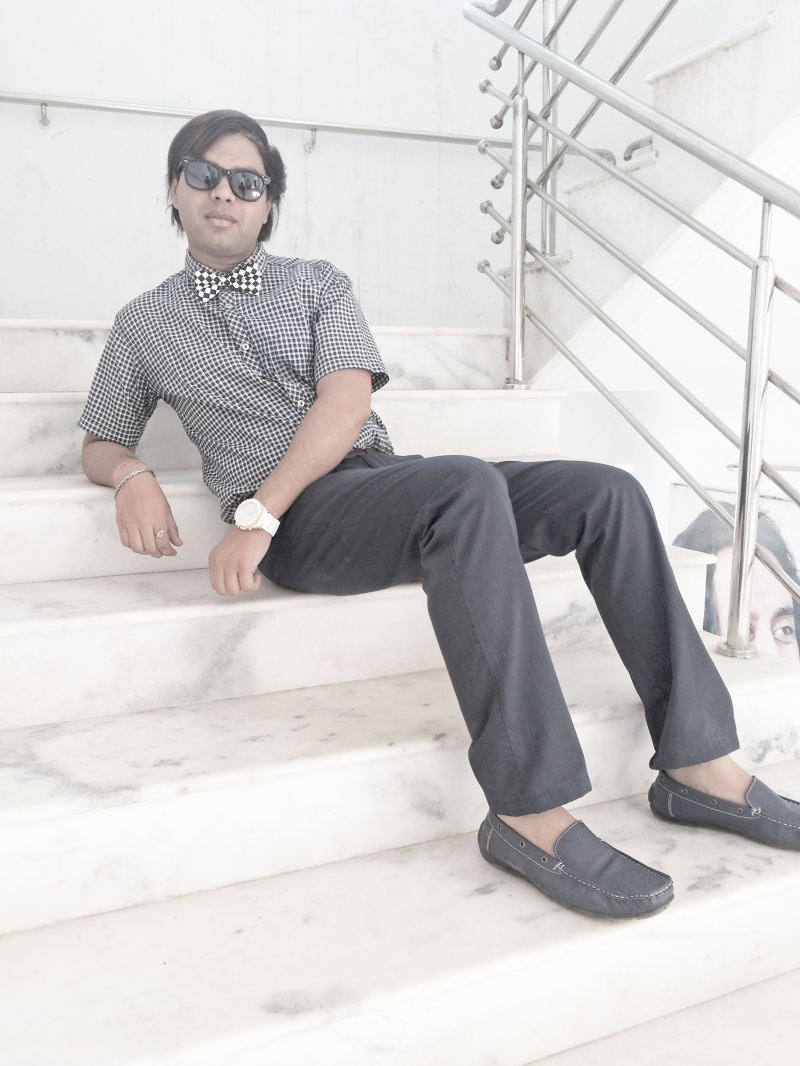 Chirag Parmar Fashion Blogger 1