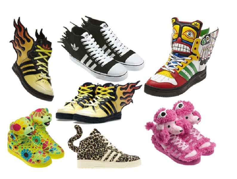 Jeremy Scott X Adidas Originals style cult