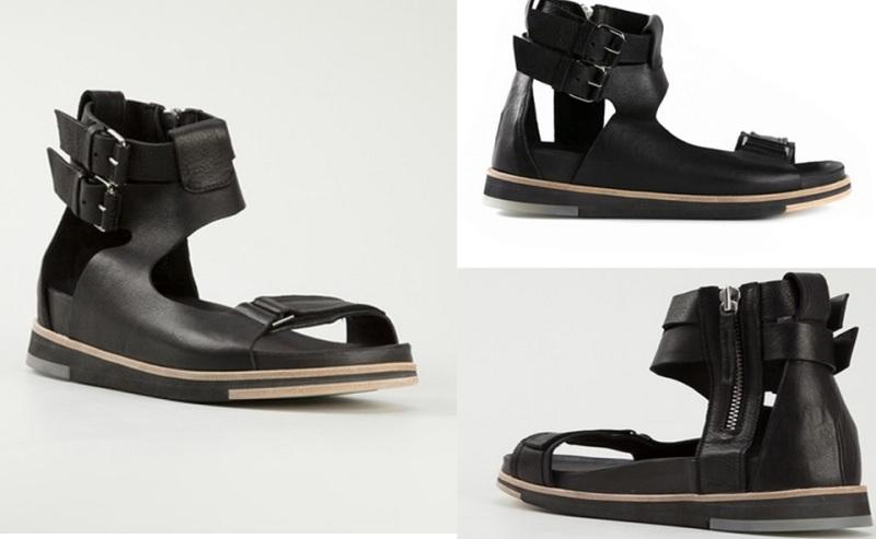 Sinzia Araia Sandal