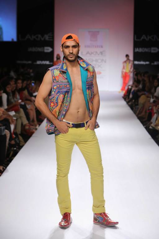 Model for Rizwan Beyg
