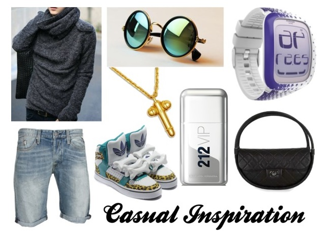 Casual Inspuration