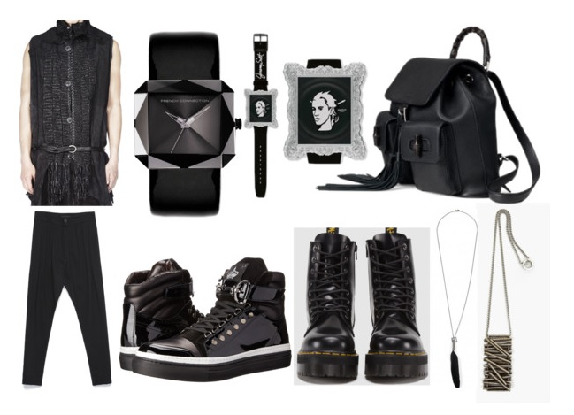 Collage Balck Inspiration !